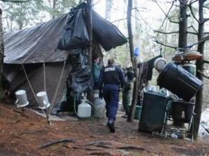 El ermitaño de North Pond, 27 años sobreviviendo de pequeños hurtos