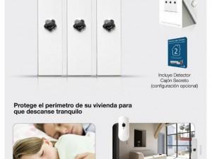 Cómo proteger tu hogar con los mejores extras de una alarma de última generación