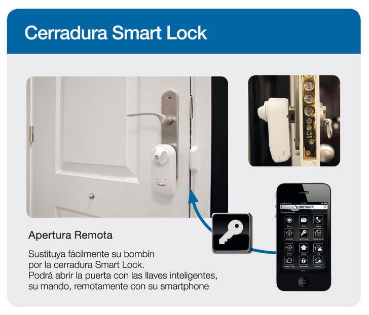 Sabes que existe una cerradura inteligente para proteger - Oficinas securitas direct ...