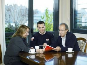 Securitas Direct dedica 50.000 horas al mes presenciales a sus clientes