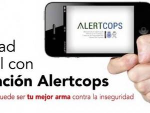 Alertcops es la App de seguridad ciudadana que cuida de ti