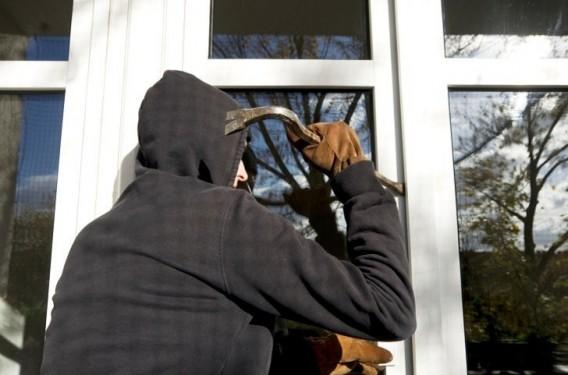 ladrón puerta