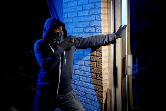 ladron con inhibidor