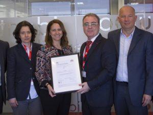 Securitas Direct, primera empresa de seguridad española que obtiene la certificación ISO 22301 acreditada