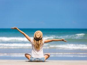 Un estudio de Securitas Direct revela que 6 de cada 10 españoles pasarán sus vacaciones en la playa